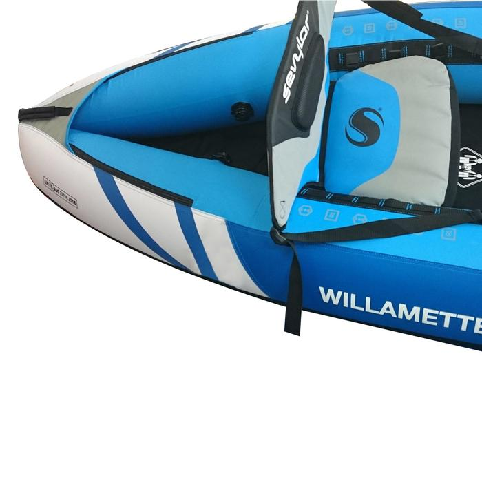 CANOE KAYAK GONFLABLE WILLAMETTE 3 places - 963402