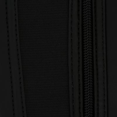 Polainas sintéticas equitación adulto CLASSIC 100 Negro