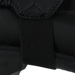 Mini-jambières équitation enfant CLASSIC 140 synthétique noir