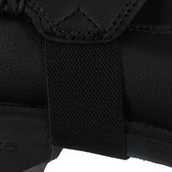 Minichaps voor paardrijden kinderen Classic 140 synthetisch zwart