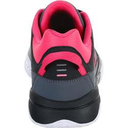 Dekschoenen Arin 500 voor dames grijs/roze - 965605
