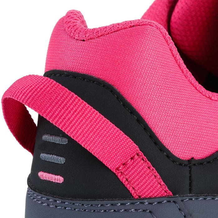 Deckschuhe Arin500 Damen grau/rosa