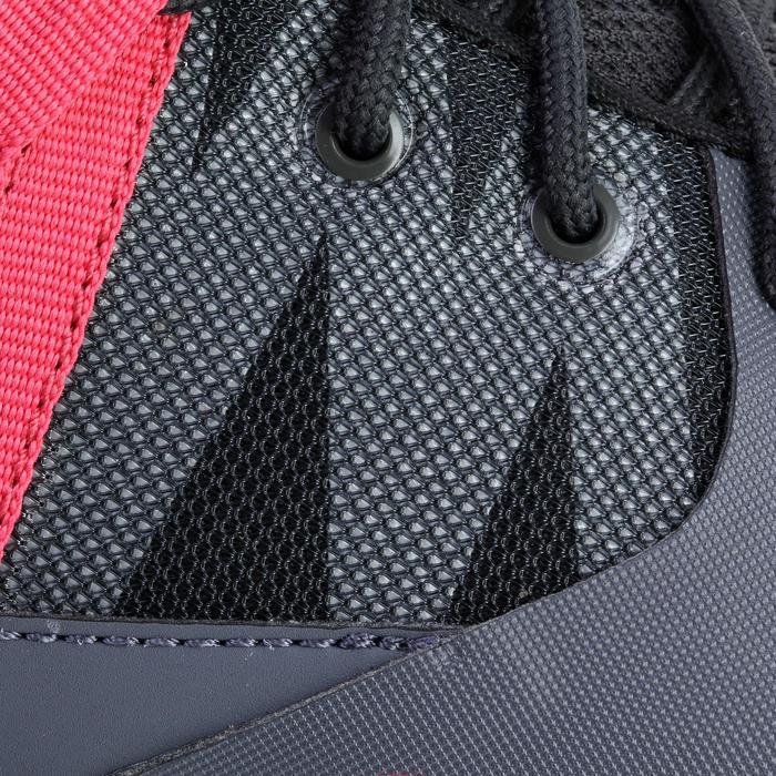 Chaussures de pont femme ARIN500 gris/rose - 965625