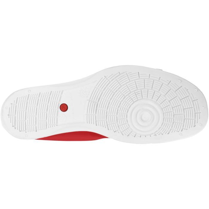 Zeillaarzen B100 voor volwassenen rood