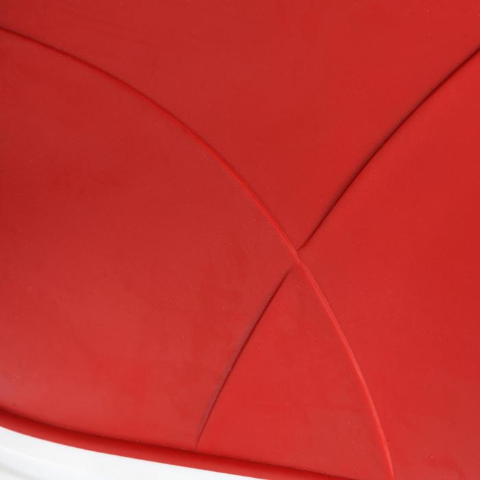 Segelgummistiefel B100 Erwachsene rot