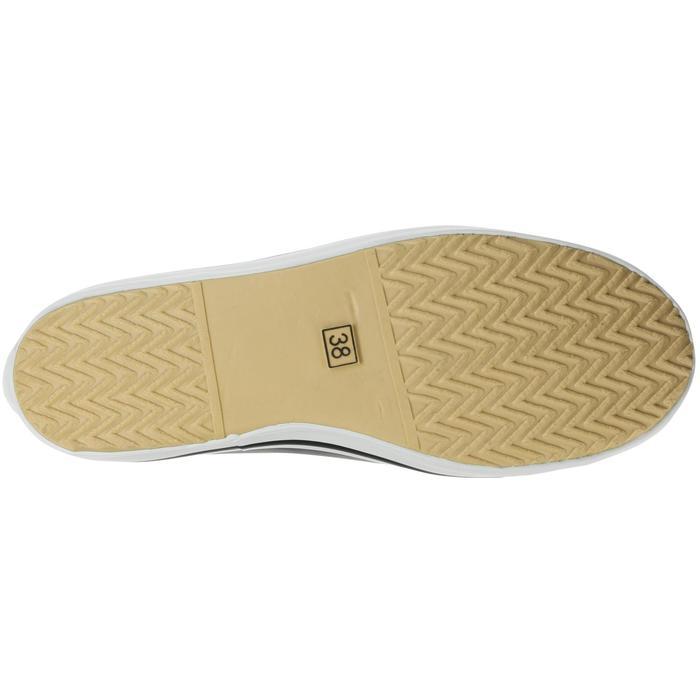 Zeillaarzen Malouine voor dames blauw