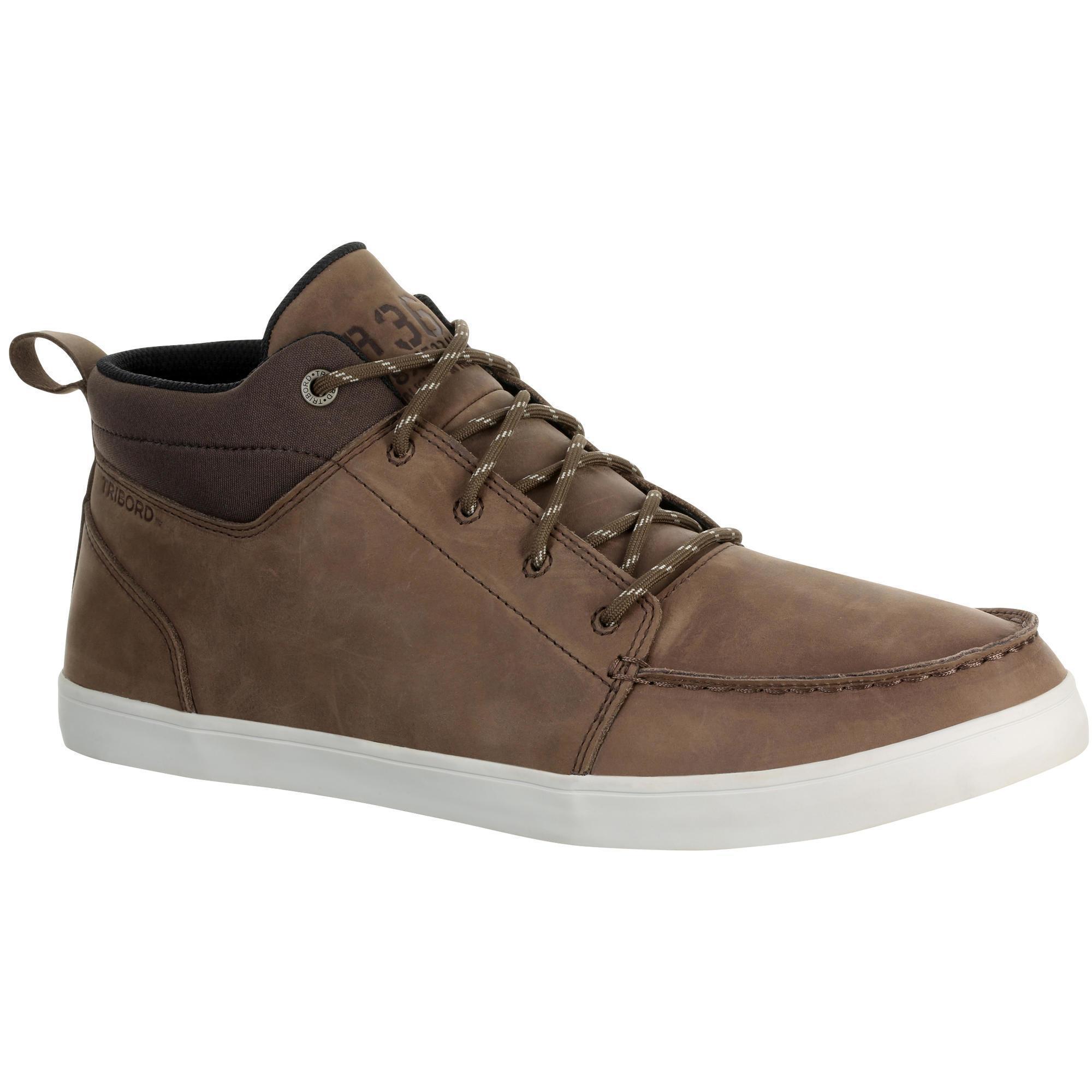 afe4ea664f8 chaussures bateau cuir homme kostalde rain marron tribordvoile 8370051 965733.jpg