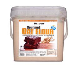 Harina Avena Cross Training Musculación Weider Sabor Brownie