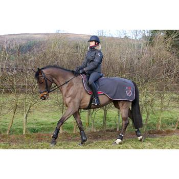 Kipwarm Adult Horse Riding Gloves - Black - 96628