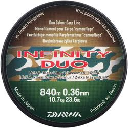 Hauptschnur Infinity Duo Camouflage 36/100 mm