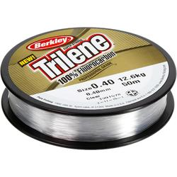 Vorfachmaterial Trilene 100% Fluorcarbon 50 m 40/100