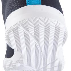 Chaussures de basketball enfant Strong 100 marine bleu