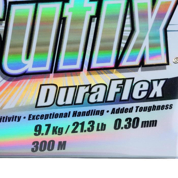 Fils/tresses pêche en mer DURAFLEX CLEAR 300 M - 966688