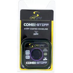 Onderlijn karpervissen Combi Stiff Coated 25 lb - 966702