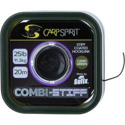Onderlijn karpervissen Combi Stiff Coated 25 lb - 966710