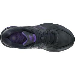 Damessneakers New Balance 905 voor nordic walking zwart/paars - 966845