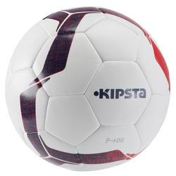 Fußball F100 Hybrid Gr. 5 weiß