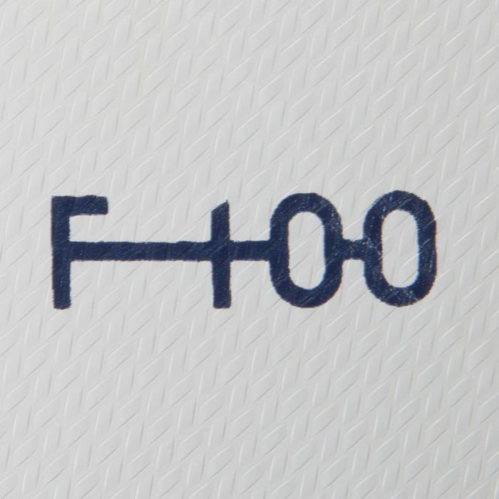 Ballon de football F100 Hybride taille 3 - 966952