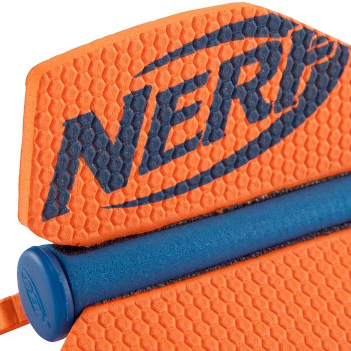 Ballon de Football américain pour enfant Vortex Nerf 32 cm orange ou vert - 966971
