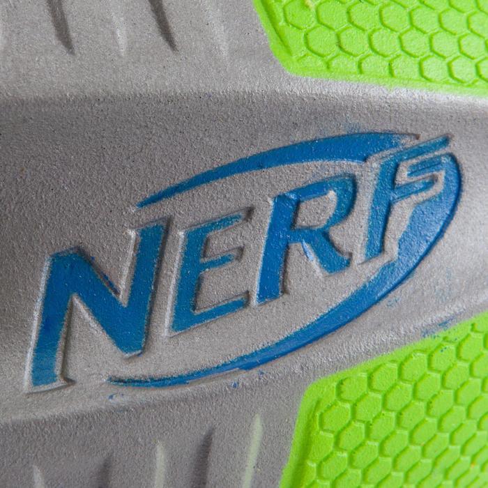 Ballon de football américain vortex nerf 32 cm pour enfant orange ou vert