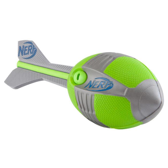 Ballon de Football américain pour enfant Vortex Nerf 32 cm orange ou vert - 966977