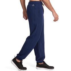 Fitnessbroek regular print Active heren - 967983
