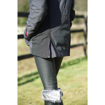 Pantalon imperméable chaud et respirant équitation femme KIPWARM - 96806