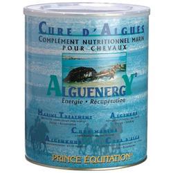 Voedingssupplement ruitersport paarden en pony's Alguenergy 3L