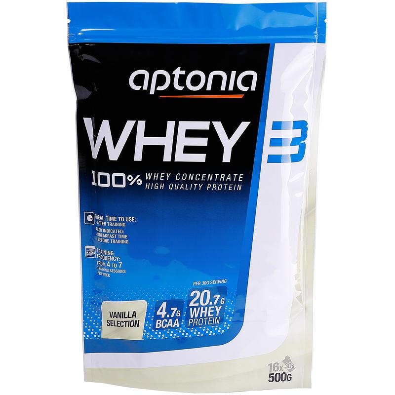Whey 3 Protein 500 g Vanilla