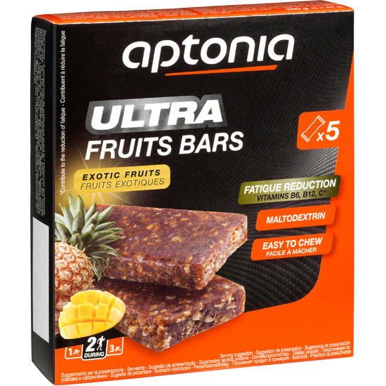 Energiereep Ultra Bars banaan 5x 40 g - 969300