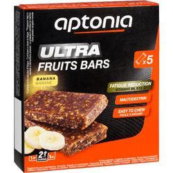 Barrita energética ULTRA BARS plátano 5 x 40 g