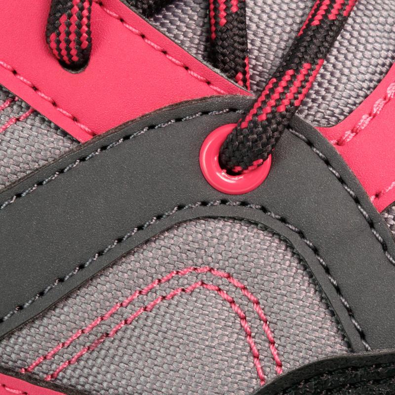 Chaussure de randonnée enfant Arpenaz 50 Mid Rose