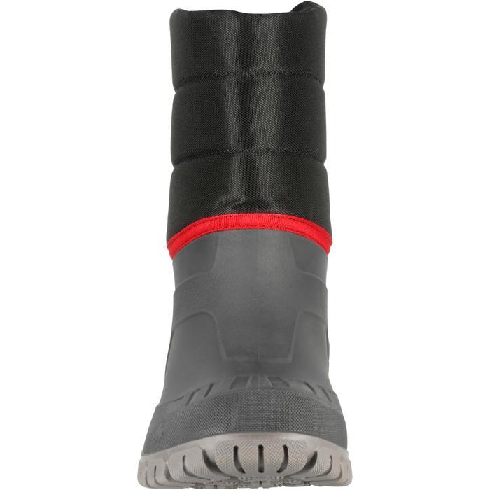Bottes de randonnée neige Homme SH100 chaudes et imperméables Noir - 97146