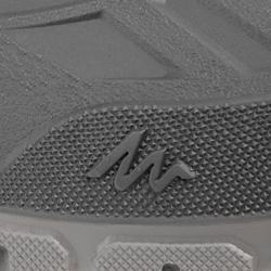 Wandellaarzen voor de sneeuw heren SH100 warm zwart