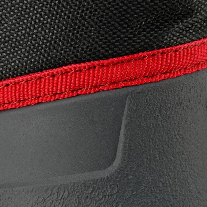 Bottes de randonnée neige Homme SH100 chaudes et imperméables Noir - 97157