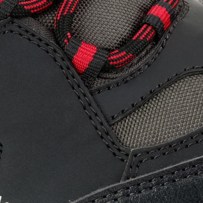 Chaussures de randonnée Nature femme Arpenaz 50 MID L noir rose. - 97223