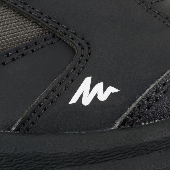 Chaussures de randonnée Nature femme Arpenaz 50 MID L noir rose. - 97226