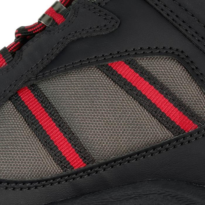 Chaussures de randonnée Nature femme Arpenaz 50 MID L noir rose. - 97228