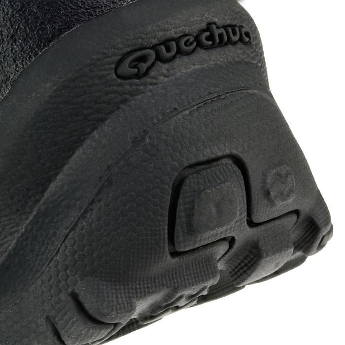 Chaussures de randonnée Nature femme Arpenaz 50 MID L noir rose. - 97232
