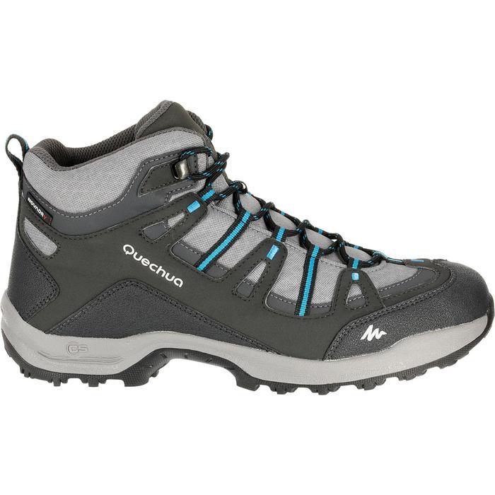Chaussure Randonnée Quechua Arpenaz 100 Mid Homme Imperméable - 97240