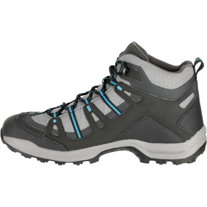 Chaussure Randonnée Quechua Arpenaz 100 Mid Homme Imperméable - 97243
