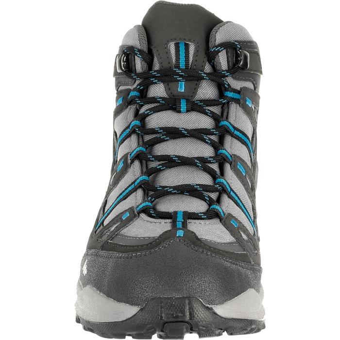 Chaussure Randonnée Quechua Arpenaz 100 Mid Homme Imperméable - 97248