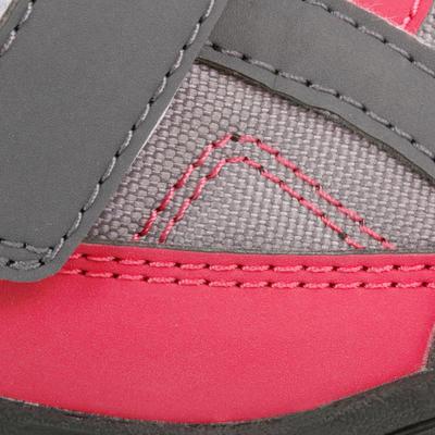 ארפנז 50 (Arpenaz 50 Mid) - נעלי הליכה לילדים - ורוד