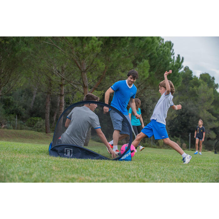 Short de football enfant F100 - 974538