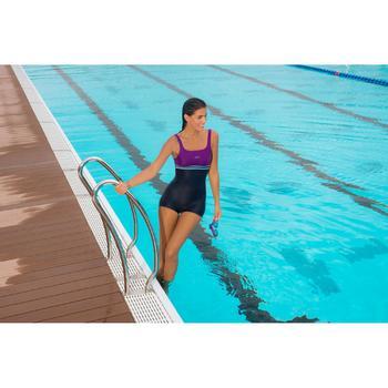 XBASE Swimming Goggles Size L - Black - 975489