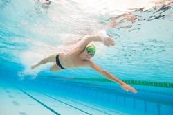 Heren zwemslip B-Sporty Yoke DK - 975498