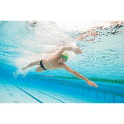 Zwemslip voor heren Slip 900 Yoke DK blauw/groen