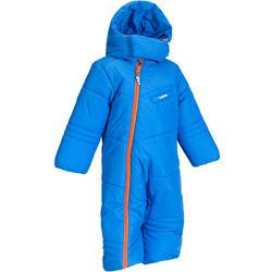 斜坡滑雪服 BABY 100-藍色