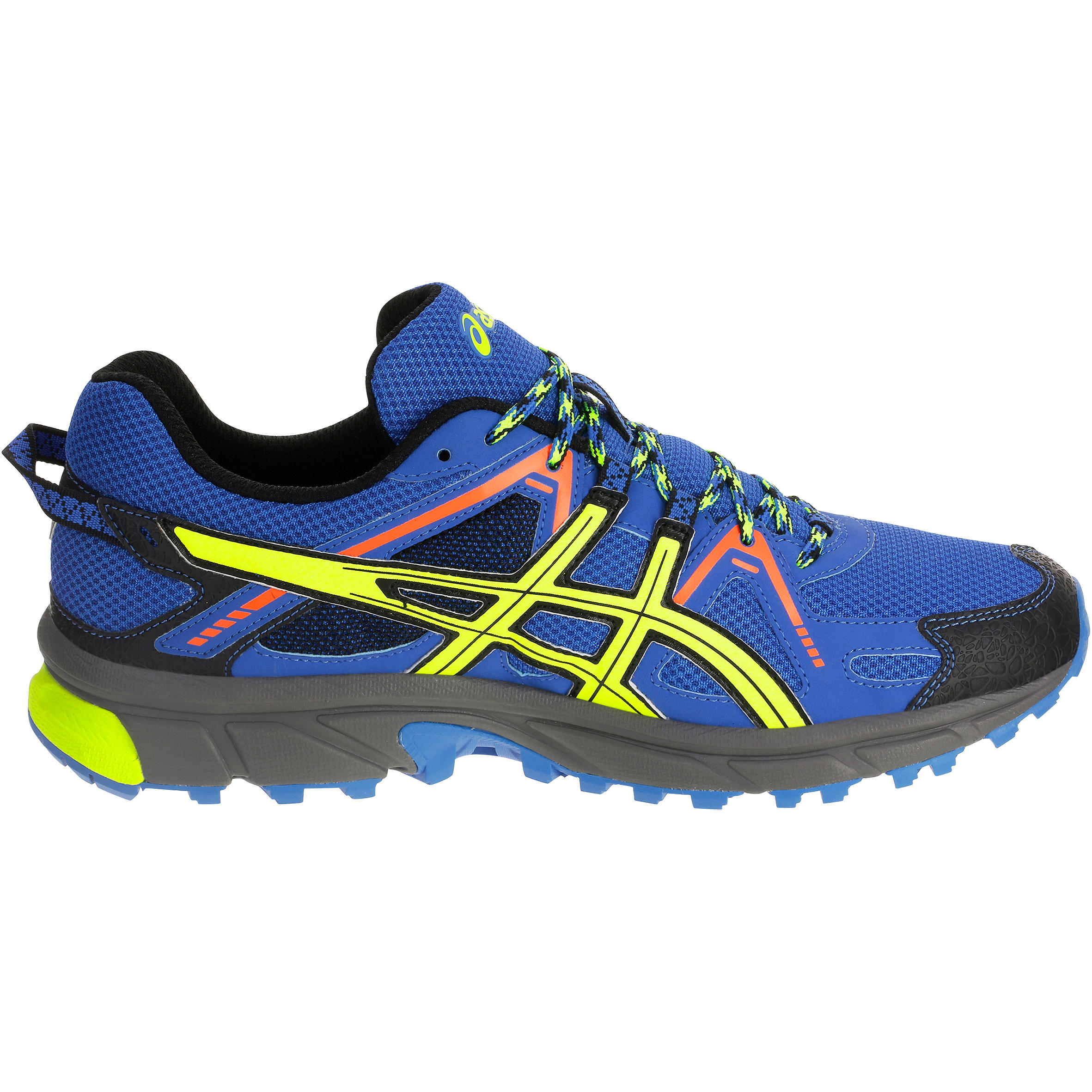 Chaussure trail running homme asics gel kanaku 2