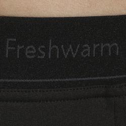 Skiunterwäsche Funktionshose Freshwarm Herren schwarz